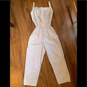 Vintage Cotton Jumpsuit